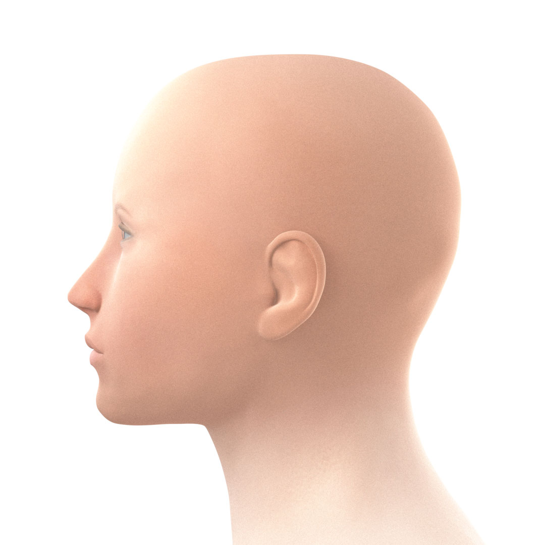 B fem SKIN CAM head 0089